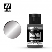77711 Краска Vallejo Metal Color Magnesium (Магний)