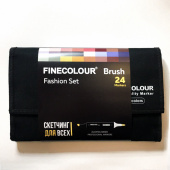 "Набор Finecolour BRUSH ""Мода"" (24 цвета)"