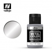 77707 Краска Vallejo Metal Color Vallejo Chrome (Хром)